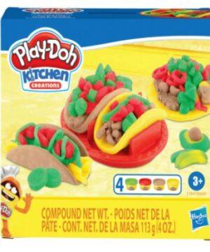 Play-Doh Comidas Favoritas