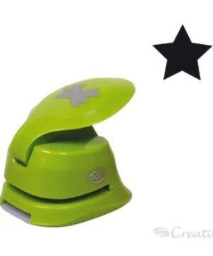 Perforadora Goma Eva 1″ Estrella