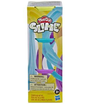 Play-Doh Slime 3 Pack Amarillo, Azul y Morado